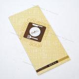 De Kleurendruk van de Brochure van het Menu van het Restaurant van de douane, Beste Aanbieding en de Beste Dienst