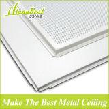 Hotsale 600 * 600 moderna de aluminio Lay en el techo de sótano