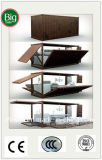 휴대용 이동할 수 있는 Prefabricated 또는 조립식 다방 또는 바