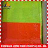 Fita de advertência reflexiva de cobertura reflexiva colorida do PVC