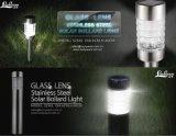 Kategorien-Objektiv-Edelstahl-Solarschiffspoller-Licht