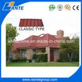 AlZnによって塗られる鋼鉄材料およびすべての様式のタイプ屋根瓦