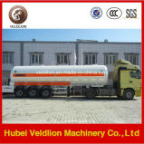Fabbrica Price 58.5cbm GPL Tank Gas Tanker Semi Trailer