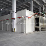 Storage Rackingsのための新しいAutomatic Powder Coating Machine Line
