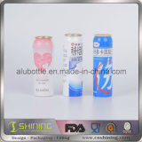 Aluminium Aerosol Can pour les cosmétiques
