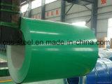 PPGI/Painted a galvanisé la bobine en acier/la feuille de fer enduite par couleur