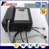 Telefono resistente all'intemperie Knex1 Kntech del telefono protetto contro le esplosioni