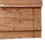 Cortinas de bambu no rolo e no estilo romano
