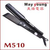 Buntes Titan LCD-Bildschirmanzeige-Haar Styler Haar-flaches Eisen