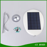 Flexible Solar 12/15/18 Lámpara de pared LED de control remoto Mini Solar Jardín luz Power Streetlight