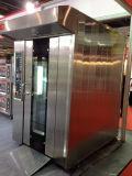 Bandejas rotatorias eléctricas del horno 16 de la maquinaria de panadería con Ce