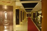 Exportación de acero Nigeria y Egipto (FD-007M) de China de la puerta del dormitorio de la seguridad de la puerta