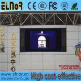 Placa de indicador grande do diodo emissor de luz do anúncio ao ar livre de cor cheia de P8 SMD