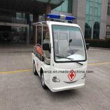 4つのシートの小型電気救急車車Rsd-J604y