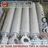 Dobro/único cilindro hidráulico telescópico ativo