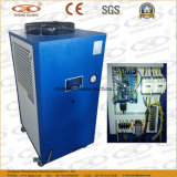 Refrigeratore di acqua industriale raffreddato aria per la macchina dell'iniezione