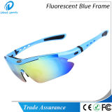 Deportes al aire libre UV-Protect Sun polarizador gafas ciclismo
