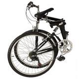 """Bicicleta de montanha dobrável de 26 """"com desviador Shimano (AOKFB003)"""
