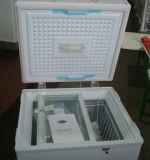 Congelador pequeno, congelador da caixa, mini congelador