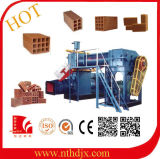 Vente chaude dans la machine de fabrication de brique d'argile de Russsia