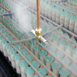 축축하게 하는 물 분출 살포 고압 안개 분사구