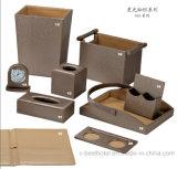 Прочная серия кожаный продукта PU Guestroom для гостиницы и трактира, подгонянного логоса