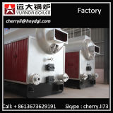 Singoli fornitori automatici orizzontali della caldaia a vapore della griglia della catena del timpano