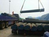 Tubo chinês do aço de carbono de Sppliar ASTM A106 do ouro