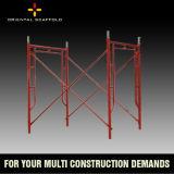 Marco Andamio X-apuntalamiento de herramientas de la construcción