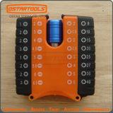 """Magnetisches 3/8 Schaft-Schlüssel-Mutteren-Setzer-Fahrer-Bit-Set """" der Hex Kontaktbuchse-1/4 """""""
