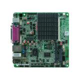Der Bucht-J1900 Motherboard 6 Hinterdoppelnicminiitx-Fanless COM, Gleichstrom-Versorgung USB-8