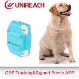 IOS di Unireach/inseguimento in tempo reale Android di APP per gli animali domestici Mt66
