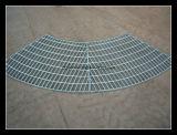 Acero galvanizado rejilla de barras (325/30/100)