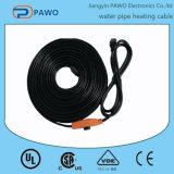 Las ventas directas de la fábrica venden al por mayor el cable térmico de la pipa de agua del PVC