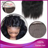 Cabelo humano frontal do laço do cabelo 13*4 reto