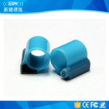 Heet verkoop de Plastic Markering van de Voet van de Duif RFID Lf/Hf/UHF voor het Dierlijke het Rennen Volgen