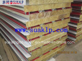 Rockwool Fireproof Insulation Panel für Roof und Wall