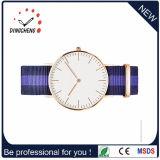 Form-Sport-Armbanduhr-Quarz überwacht Dame-Uhr der Stahlmänner (DC-1466)