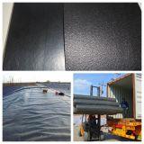 Impermeabilização flexível do estacionamento do rio da associação do PVC Geomembrane