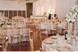 Стул банкета венчания гостиницы конкурентоспособной цены алюминиевый штабелируя