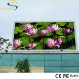 옥외 Full Color P8 SMD LED Display Screen는을%s 가진 Aluminium Cabinet를 정지한다 Casting