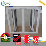 Hochwertiges PVC französisches Windows mit Tempered Glass