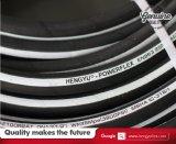 Stahldraht-umsponnener flexibler Hochdruckunterlegscheibe-Gummi-Schlauch