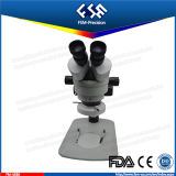 Microscopio stereo dello zoom di distanza di funzionamento FM-45b6 100mm sulla vendita calda