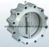 Тип ый литой сталью задерживающие клапаны плиты дуа