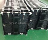 Indicador de diodo emissor de luz interno da cor cheia do arrendamento P3.91 com placa de fundição de 500*500mm