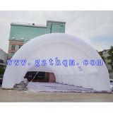 Tente gonflable pour mariage blanc, une tente gonflable Big Party