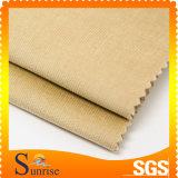 Rivestimento normale 100% della pellicola del tessuto del cotone (SRSC335)
