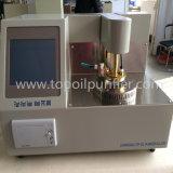 De volledig Automatische Gesloten Apparatuur van de Test van het Vlampunt van de Kop (tpc-3000)