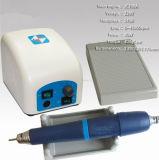 Laboratorio di Saeshin della strumentazione dentale che intaglia Micromotor Handpiece Jc100A+106 45k